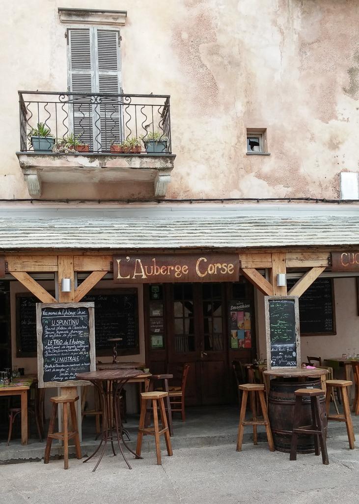 L'Auberge Corse in Bonifacio